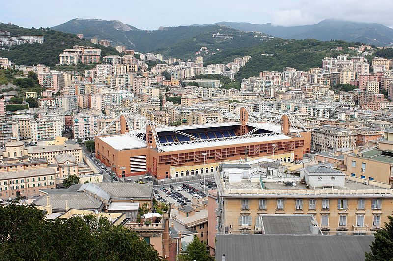Scommesse Genoa-Sampdoria 25 novembre, quote bookmakers in grande equilibrio